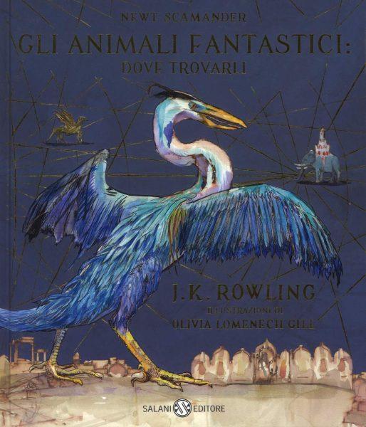 Gli Animali Fantastici: dove trovarli