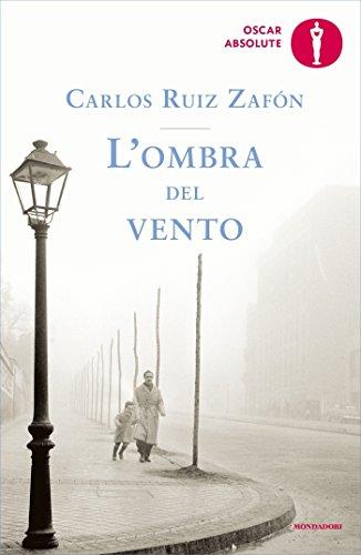 L'ombra del vento - Carlos Ruiz Zafón Libro Barcellona