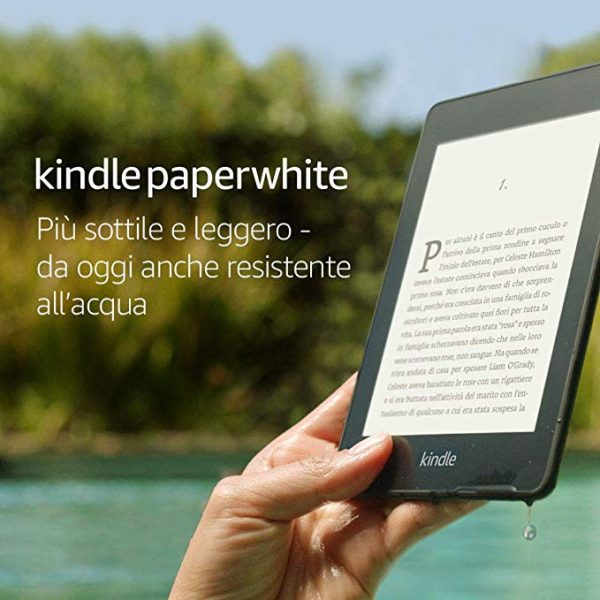 Kindle Paperwhite a 109,99 euro!