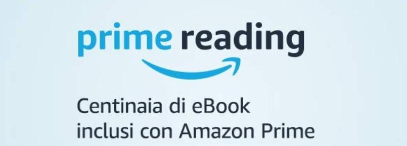 Cos'è Amazon Prime Reading?