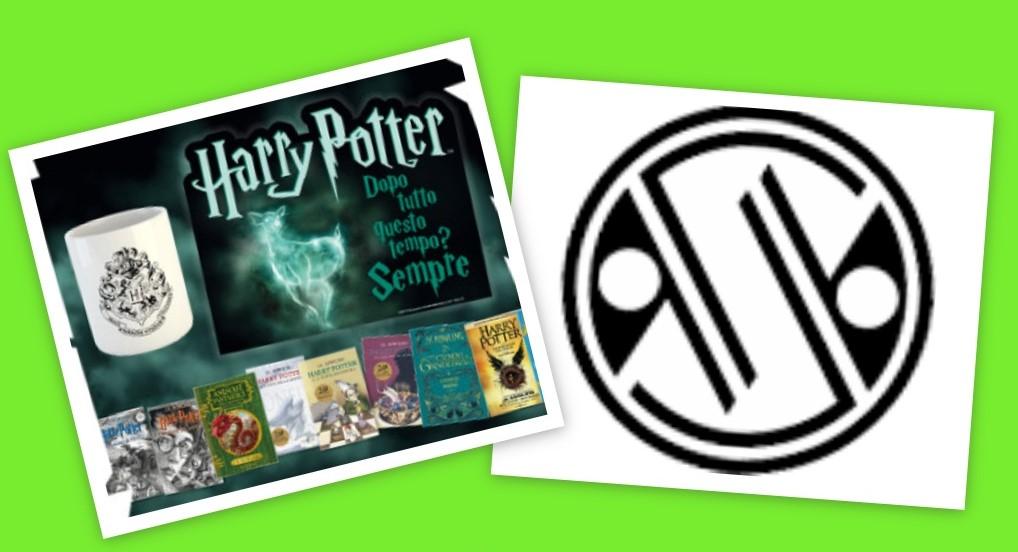 Promozioni Harry Potter e Salani