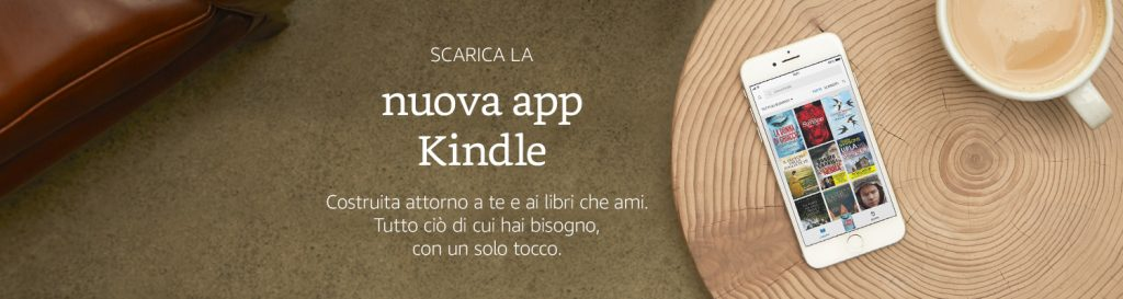 App Amazon Kindle